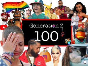 Raider Review's Generation Z 100