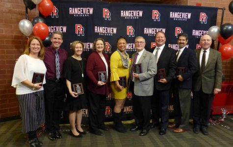 Rangeview Athletic Hall of Fame
