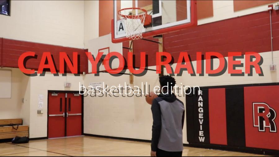 Can You Raider? | Basketball Edition