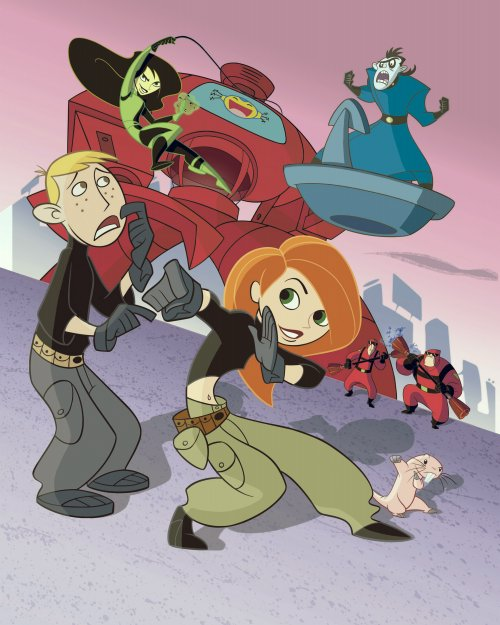 Disney's Kim Possible aired in 2002 and lasted until 2007. Many today still adore the show.