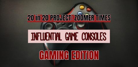 [ZOOMER TIMES] Influential Game Consoles