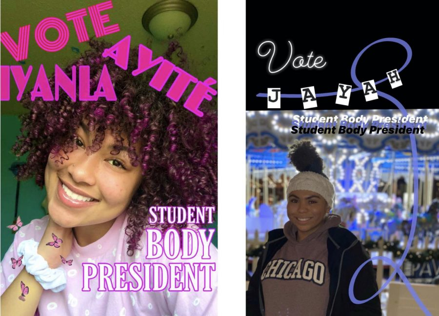 Candidates+often+post+a+promotion+for+their+campaign+on+their+Snapchat+story+to+help+spread+the+word+that+students+should+vote+for+them.