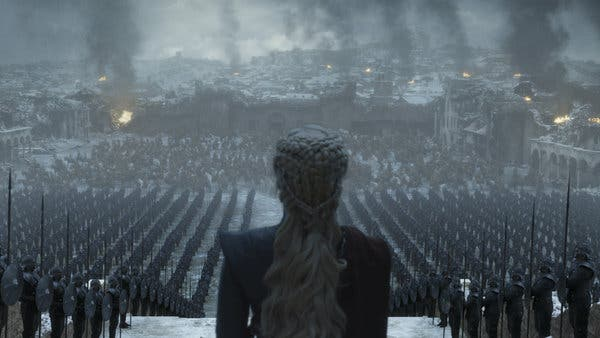 The Game of Thrones series finale aired in May of 2019. A lot of people had plenty of things to say about it, and not all of them are commending the perceived well written ending. (HBO)