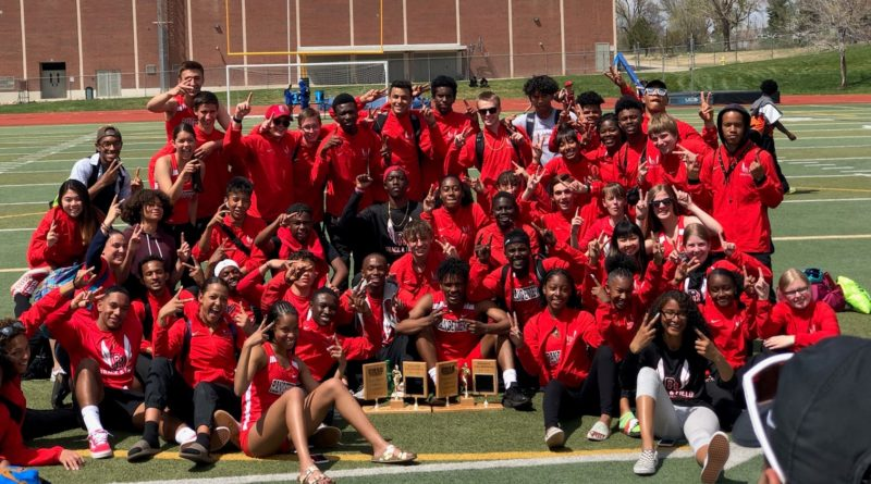 The Rangeview track team was getting ready to fight for their third straight league title before Covid ended the season.