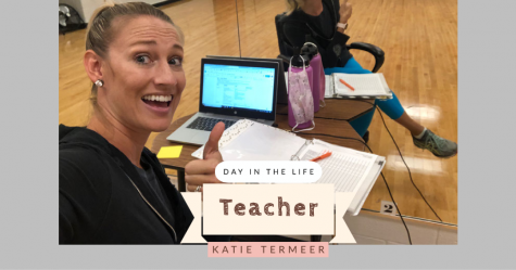 A Day in the Life of a Teacher: Pandemic Edition