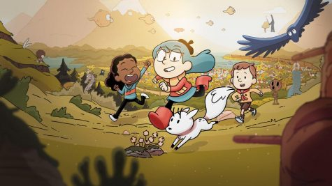 Hilda Review