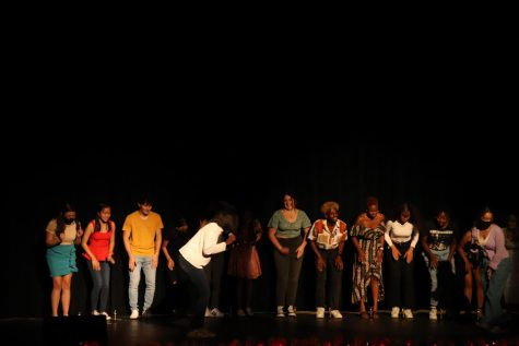 Homecoming 2k21: The Talent Show