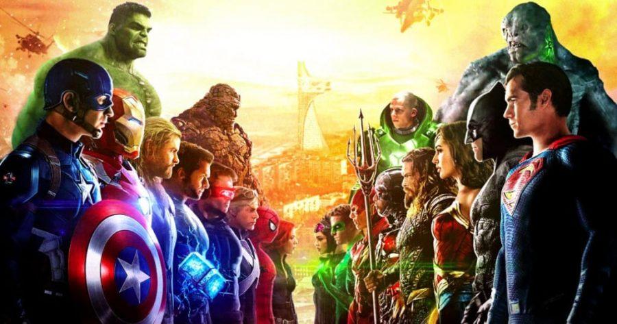 Opinion: Marvel vs DC